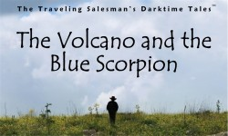 The Volcano and the Blue Scorpion is part of this hot new children's short story serieis.